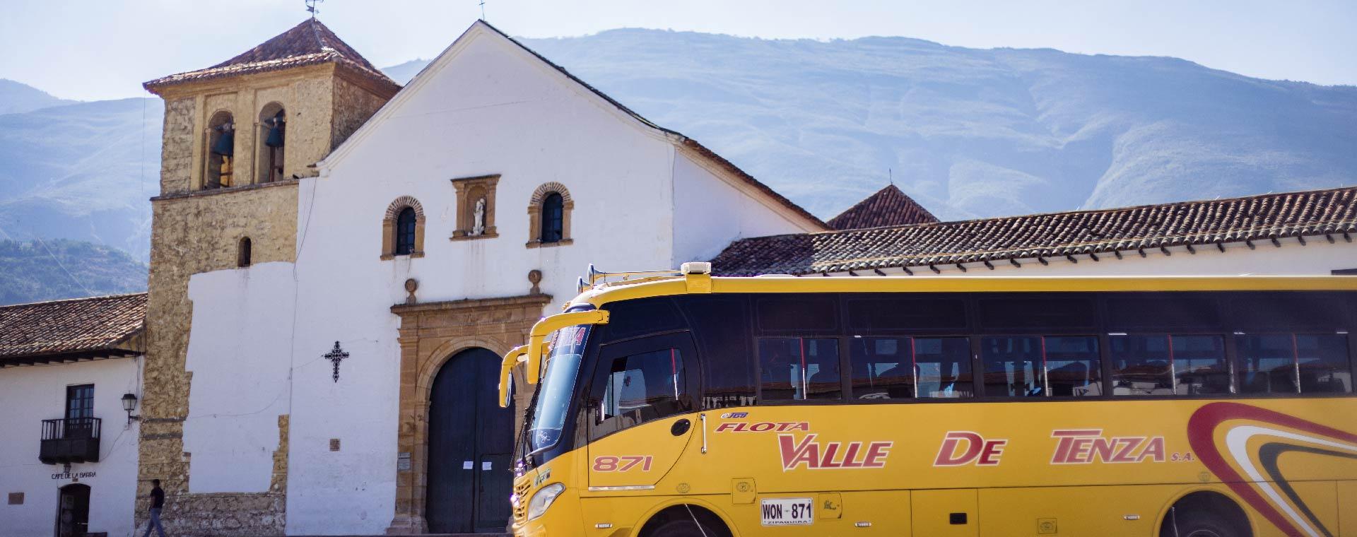 Bogotá – Villa de Leyva