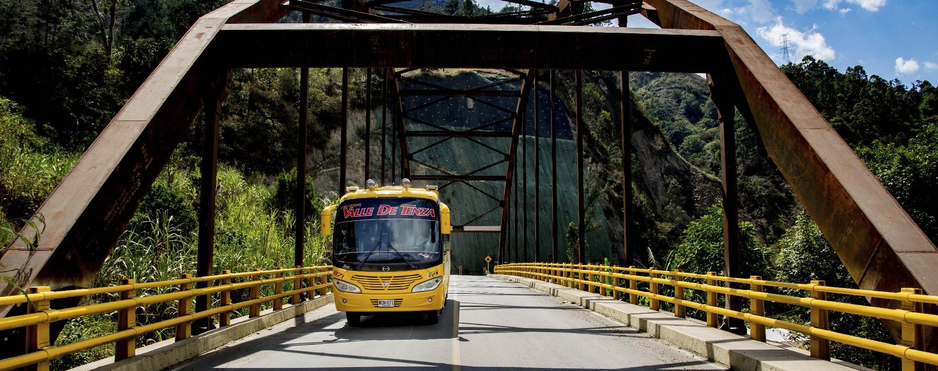 Bogotá – Tenza
